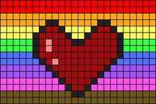 Alpha pattern #93674