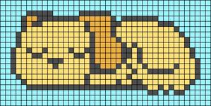 Alpha pattern #93716