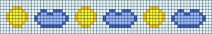 Alpha pattern #93718