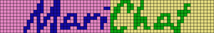 Alpha pattern #93724