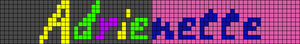 Alpha pattern #93726