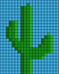 Alpha pattern #93736