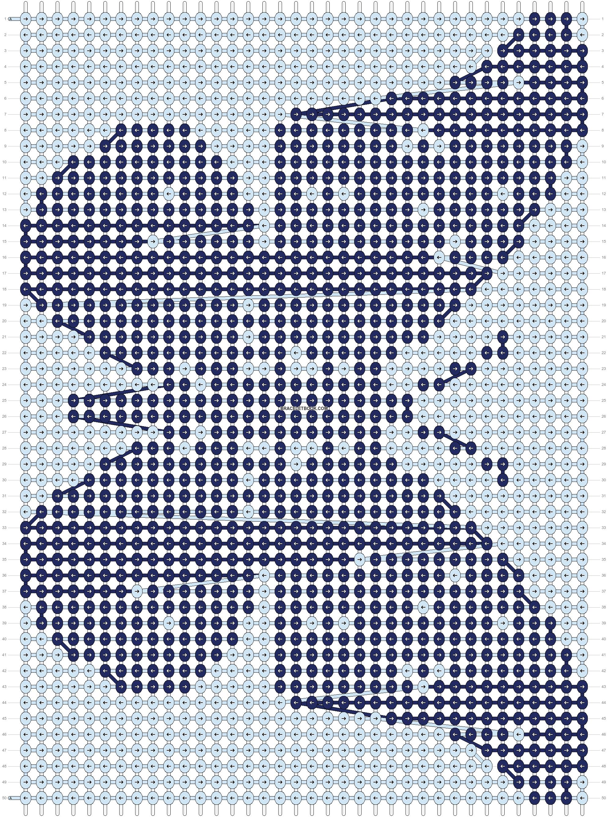 Alpha pattern #93759 pattern