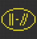 Alpha pattern #93789