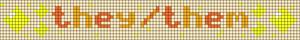 Alpha pattern #93793