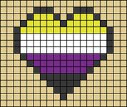 Alpha pattern #93795