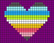 Alpha pattern #93796