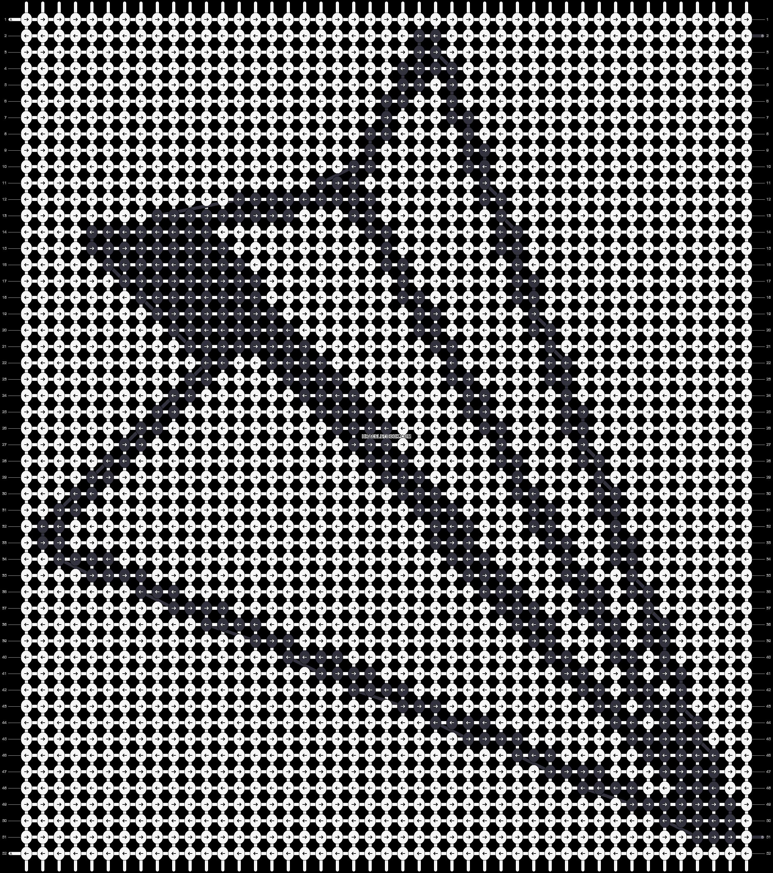Alpha pattern #93798 pattern