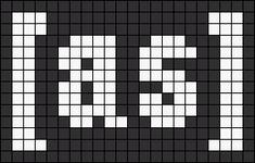 Alpha pattern #93799