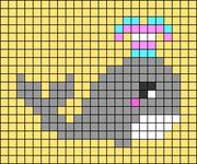 Alpha pattern #93810