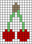 Alpha pattern #93811