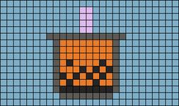 Alpha pattern #93813