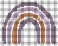 Alpha pattern #93818