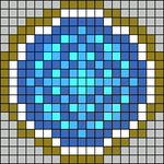 Alpha pattern #93823
