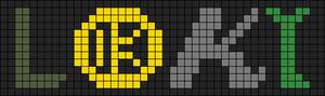 Alpha pattern #93824