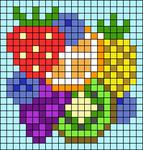 Alpha pattern #93834
