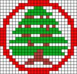 Alpha pattern #93836