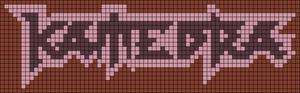 Alpha pattern #93837