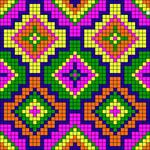 Alpha pattern #93843