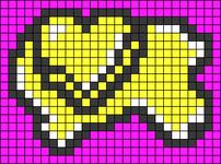 Alpha pattern #93846