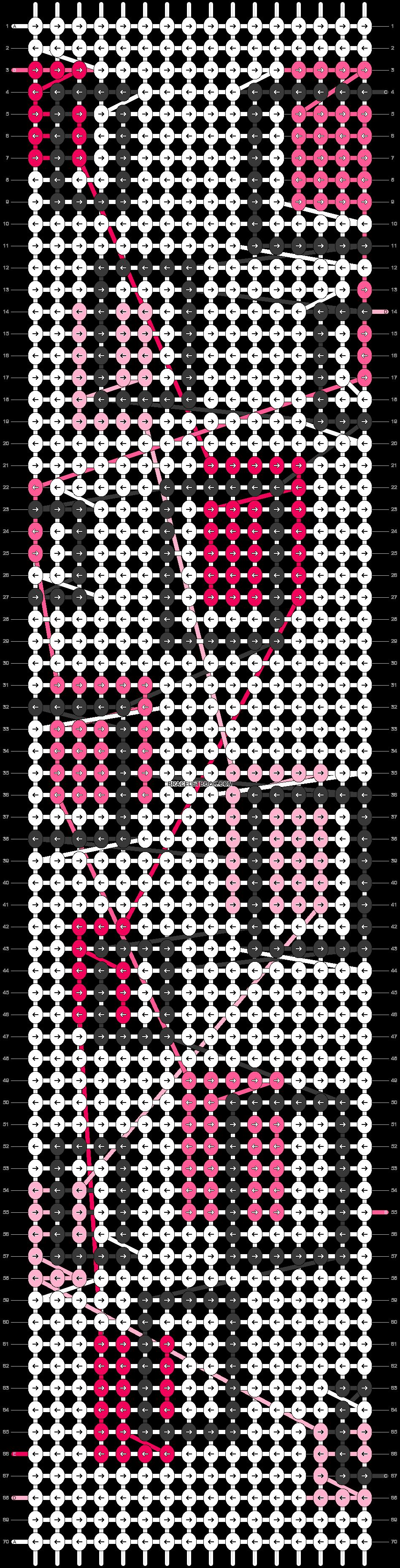 Alpha pattern #93849 pattern