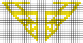 Alpha pattern #93852