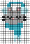 Alpha pattern #93870