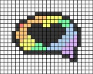 Alpha pattern #93873