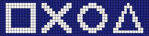 Alpha pattern #93887