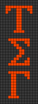 Alpha pattern #93888
