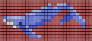 Alpha pattern #93893