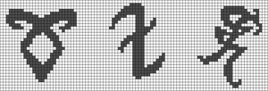 Alpha pattern #93905