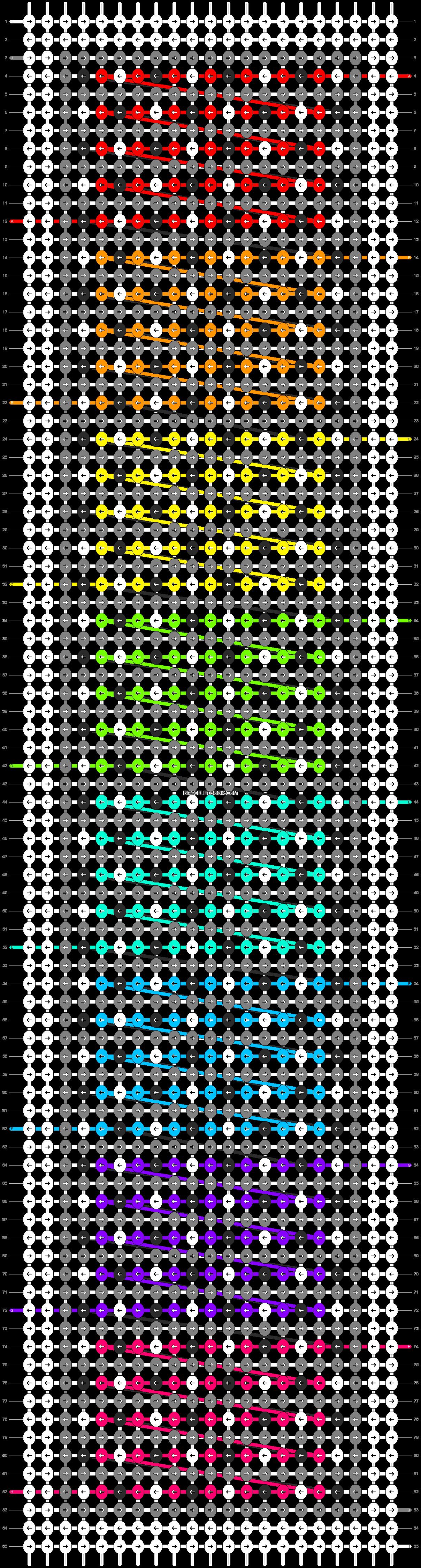 Alpha pattern #93915 pattern