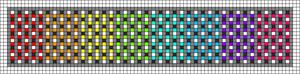 Alpha pattern #93915