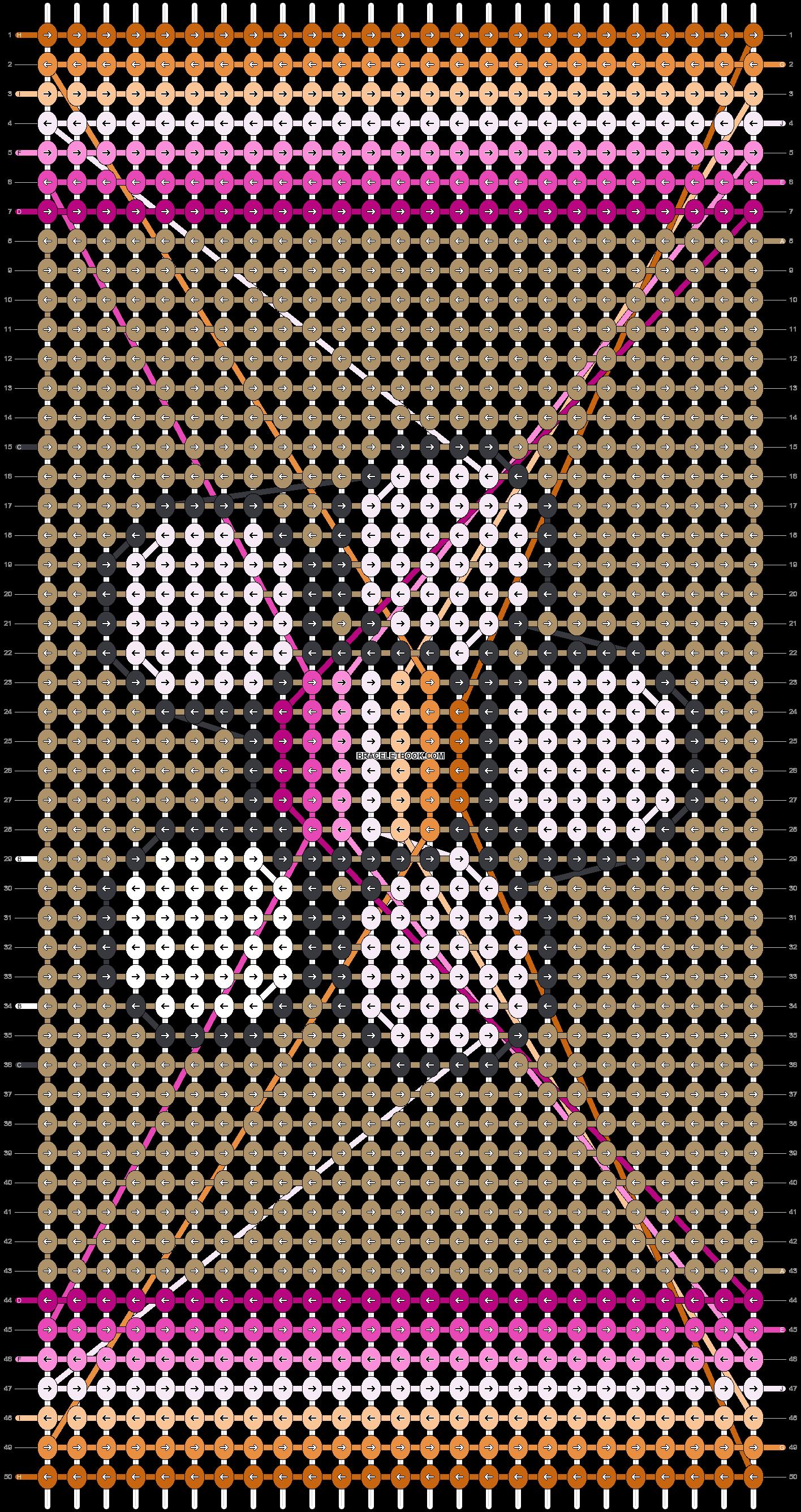 Alpha pattern #93916 pattern