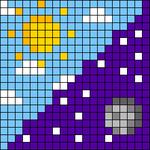 Alpha pattern #93920