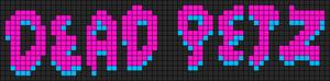 Alpha pattern #93925