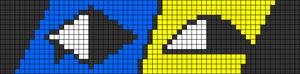 Alpha pattern #93954