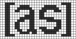 Alpha pattern #94003
