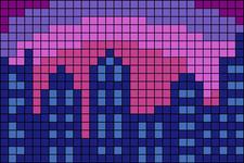 Alpha pattern #94038