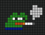 Alpha pattern #94074