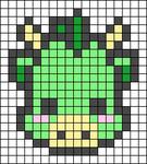 Alpha pattern #94107