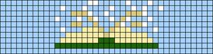 Alpha pattern #94115
