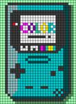 Alpha pattern #94168