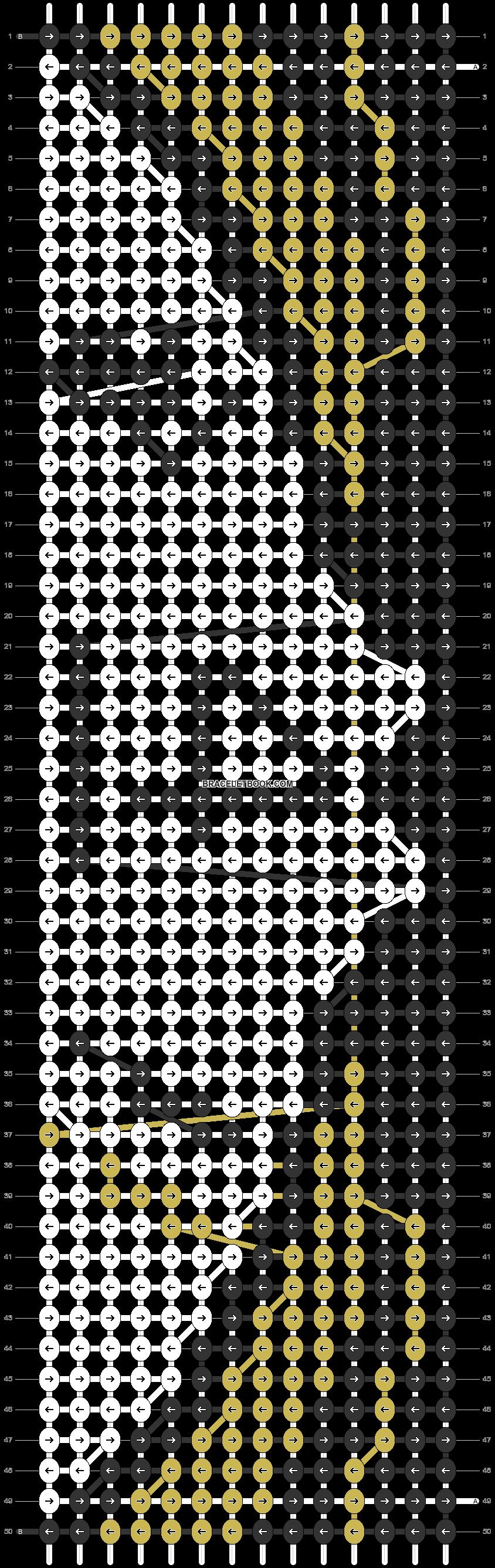 Alpha pattern #94171 pattern