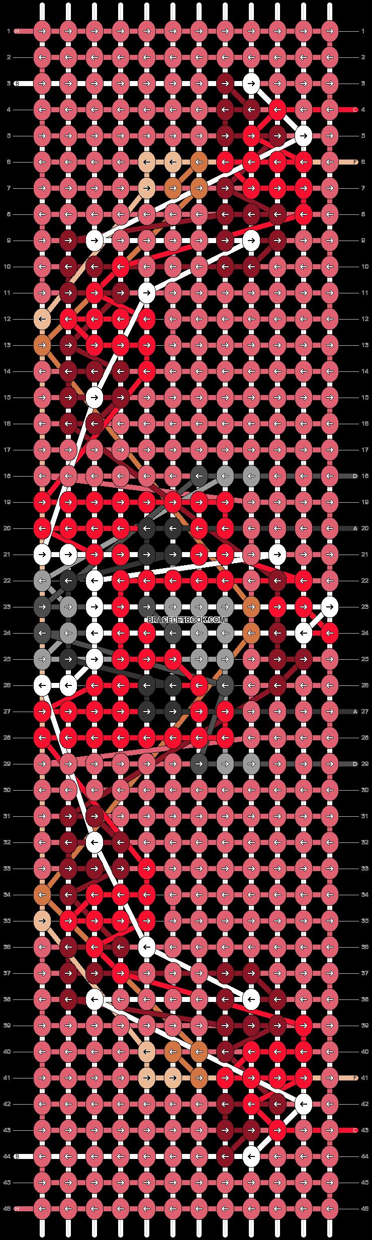 Alpha pattern #94189 pattern
