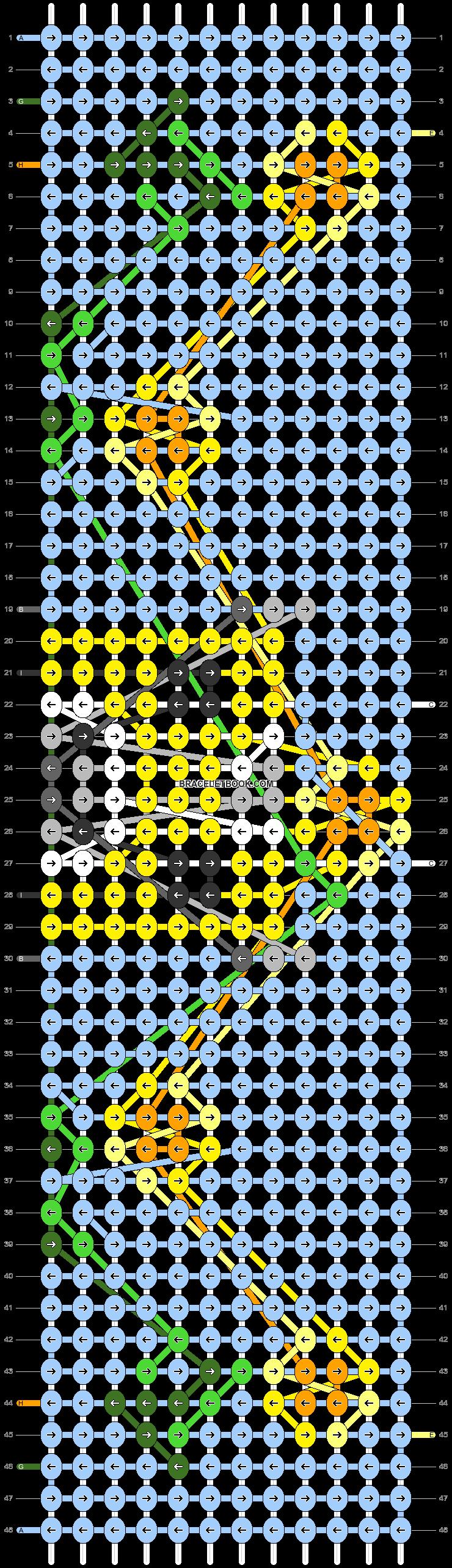 Alpha pattern #94191 pattern