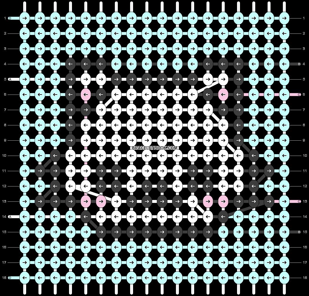 Alpha pattern #94195 pattern
