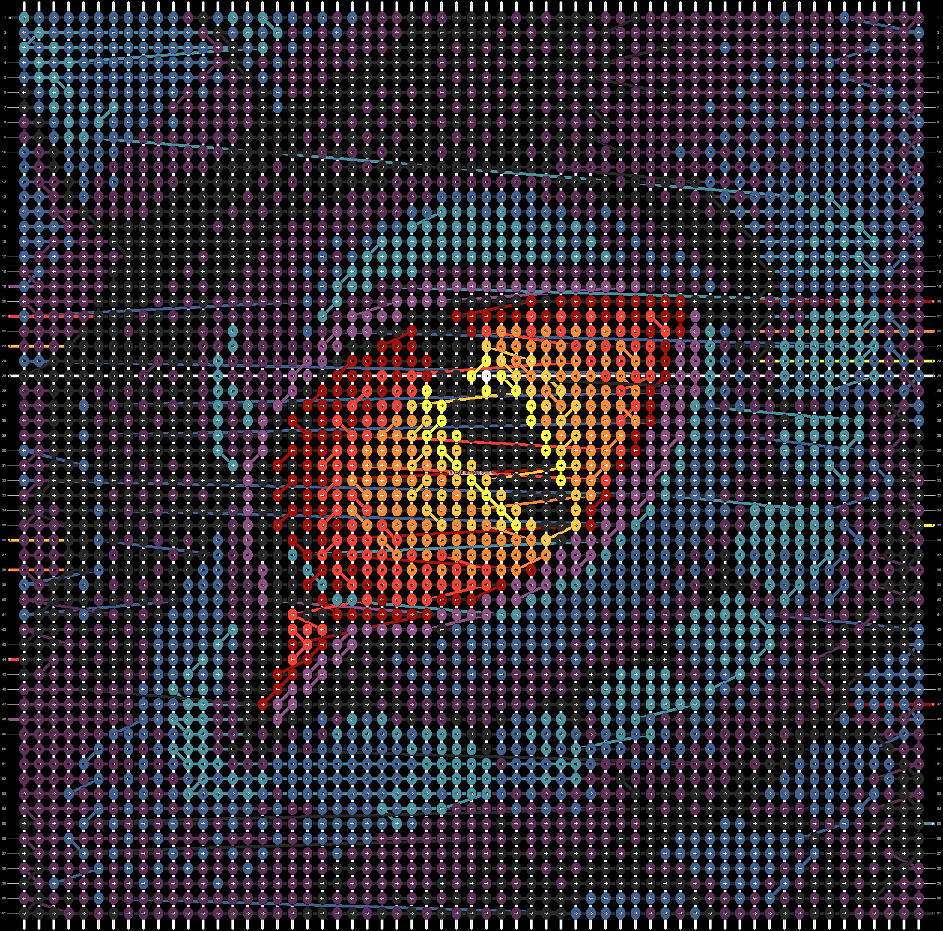 Alpha pattern #94229 pattern