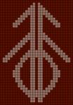 Alpha pattern #94234